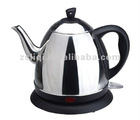 1.5L stainless steel 360 degree rotational base electric tea pot