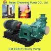 ZGB(P) high flow wear resistant high temperature slurry pump