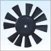 Auto radiator fan blade mould,auto cooling system parts,auto parts mould