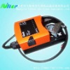 Actuator for spray booth