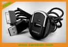 Mini USB Car Charger for iPhone 4,4S, iPad 2