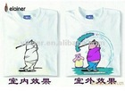 2012 New Style UV Color Changing t-shirt(E-12013)