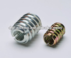 Metal Barrel Nuts in Hardware