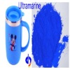 Natural blue pigments for painting