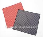 100% silk pocket square OEM