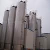 Silo tank for milk storage