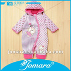 new design pink baby girl clothes set long sleeve