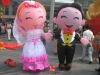 wedding decoration inflatable couples