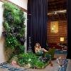 Greenbar wall planting bag--make a mini Green-wall