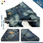 2012 Man jeans Straight high quality blue jeans 802#
