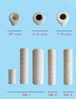 PP String Wound /YARN Filter Cartridge For Water Treatment