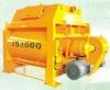 Reliable 2000L Concrete Mixer for concrete batch plant