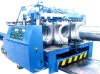 HDPE double wall corrugated pipe extruding line