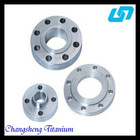 Supply Titanium flange for connecting