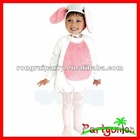 Cute Little Sheep Costumes For Stage Performance