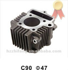 motorcycle engine parts 90cc motorcycle cylinder