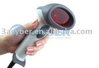 USB laser barcode scanner