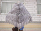 2011 FASHION MINK FUR PONCHO
