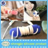 silicone wrap cable bobbin winder