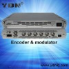 Encoder and DVB-S/S2 Modulator