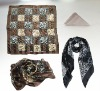 Fashion New Trellised Leopard Style Kerchief