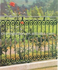 WH-085B 2012 New and Beautiful wrought iron fencing