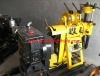 Popular-selling for 5years! HF200 Wheeled Hydraulic Rock Drilling Rig