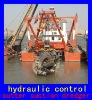 sale china from 50 m3 to 800 m3 cutter suction dredger with machine