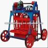 manual brick molding machine