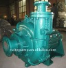 Wear-resistant slurry pump
