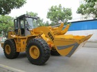 Wheel loaders made in china GK956