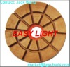 Floor Diamond Polishing Pad as Diamond Tools