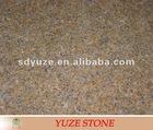 natural granit/dark yellow granite/ chrysan yellow granite