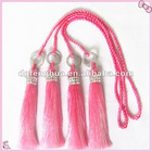 Hot! Europe style curtain tassel with crystal bead