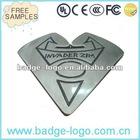 normal metal heart shaped belt buckles