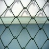 9 gauge chain link fence