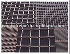 Galvanized crimp mesh