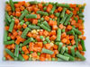 supply new crop top quality Chinese IQF frozen mixed vegetables