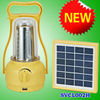 Superbright solar rechargeable led emergency light