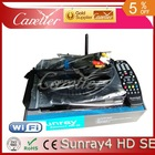 Sunray4 800 HD SE SR4 Triple Tuner DVB- S/C/T SET TOP BOX Enigma 2 Systems satellite receiver