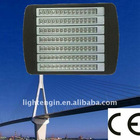 The modular 140W LED industrial outdoor light