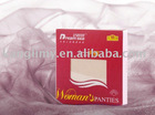 supply hotel amenities woman's bamboo panty