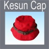 100% cotton red fashion style hat