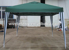 2012 newest easy to use steel inflatable camping tent