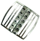 high quality plastic shuangpin buckle,elastic belt buckle,made in fujian