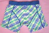 Solf and Comfortable Cotton Mixed Color Stripe Men's Boxers