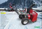 Gasoline snow blower