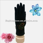Cashmere gloves made in china