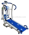 6 in 1 Flat Walker Home Treadmill
