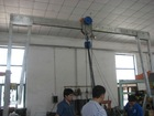 movable gantry crane for air hoist/electrical hoist